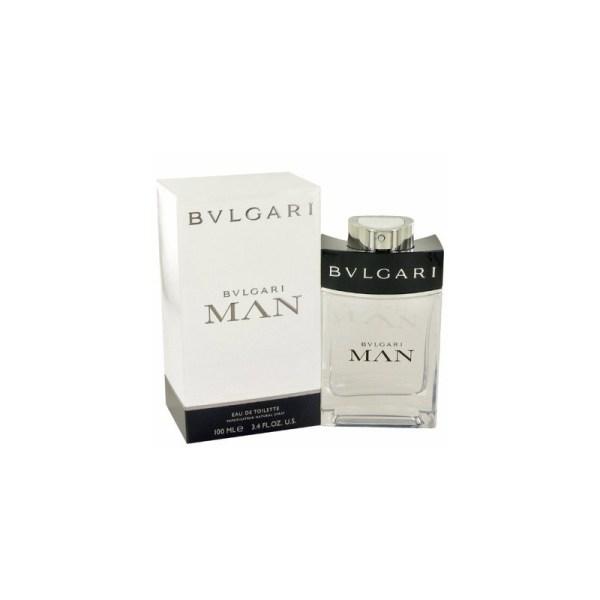 Bvlgari Man by Bvlgari EDT - 100ml