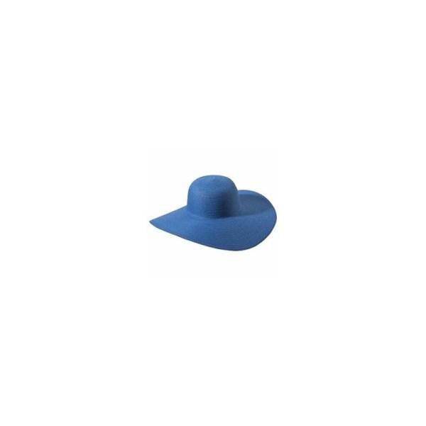 Floppy Brim Beach Straw Hat