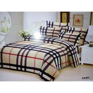 Premium Burberry Bedsheet