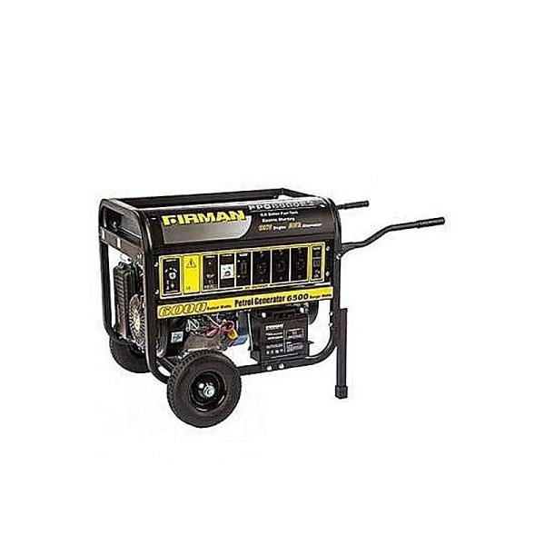 Firman 7.2KVA (Key Starter) SPG8800E2 Generator