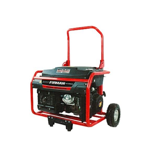 Sumec Firman 7.5KVA Key Starter Ecological Line Generator ECO8990ES