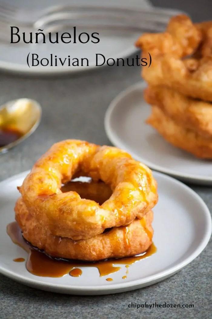Buñuelos (Bolivian Donuts)