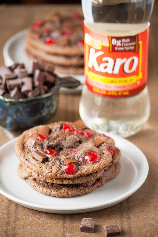 chewy cookies with karo corn syrup