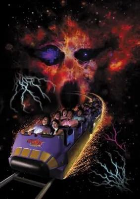 Disneyland unveils Halloween theme for Space Mountain