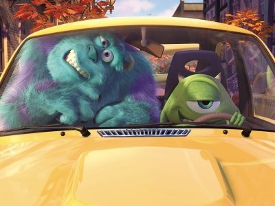 Disney Confirms Sequel to Monsters, Inc