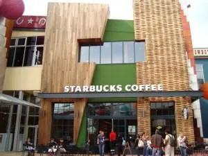 Starbucks opens in Disneyland Resort Paris