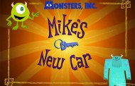 Pixar short film collection - Mike's new car