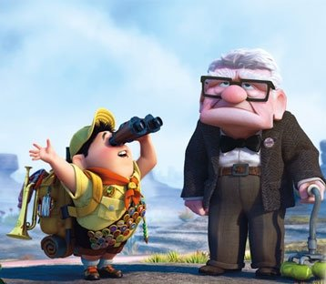 Up flies to Blu-ray and DVD – November 10th
