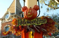 Disneyland Space Mountain Ghost Galaxy & Halloween Screams Fireworks