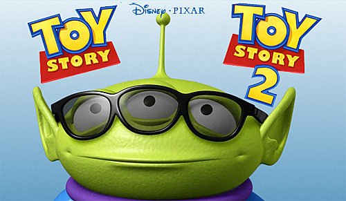 Toy Story 1 & 2 Double Feature – Get your tickets now