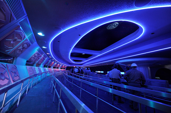 Space Mountain Attraction to Reopen with a Few Surprises