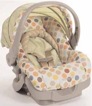 Car Seat Recall on Popular Brands: Disney, Cosco and many more