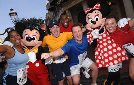 Walt Disney World Marathon Weekend presented by CIGNA