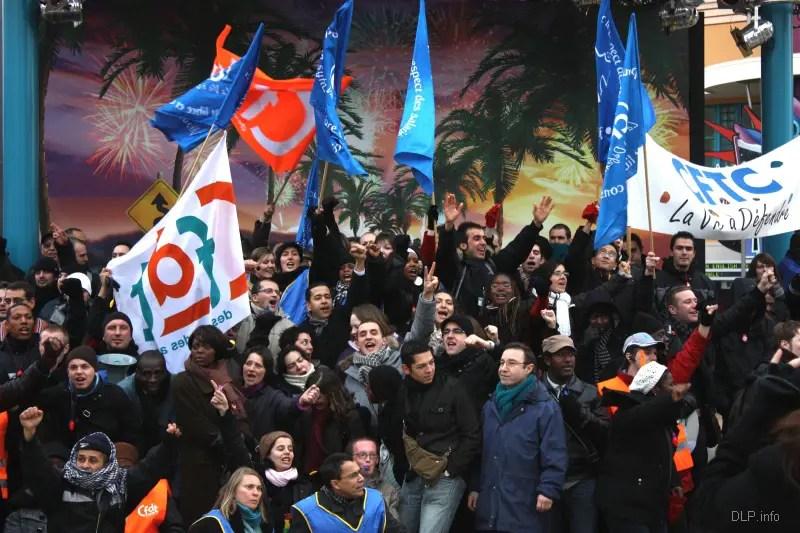 Strike at Disneyland Resort Paris impacts guests
