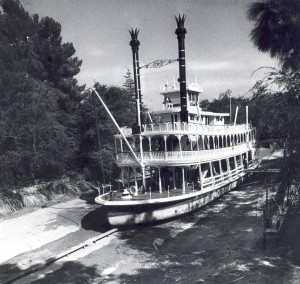Disneyland's Rivers of America set to be drained