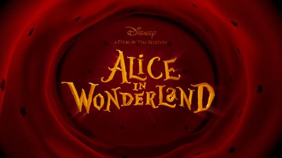 Alice in Wonderland: Soundtrack Updates & New Picture