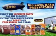 Enter Now - Disney's Big Bowl Bash Sweepstakes