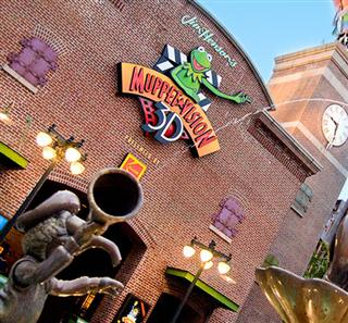 Watch out Disney Parks here comes the Muppets!