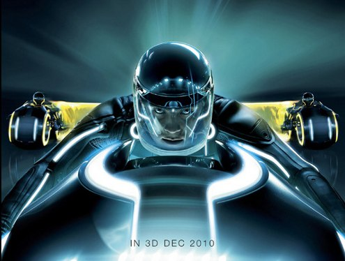Tron Legacy Bootleg Trailer from Alice in Wonderland