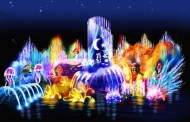 """An Entertaining Look at Disneyland's """"World of Color"""" Construction"""