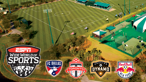 Walt Disney World Pro Soccer Classic is almost here
