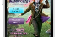 Disney Unleashes 'Alice in Wonderland' on Mobile Devices