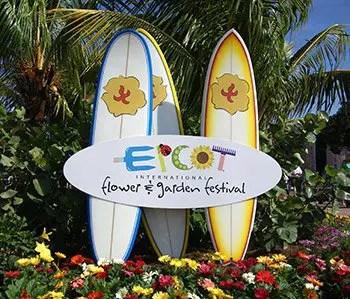 Time-Lapse Video: Epcot International Flower & Garden Festival