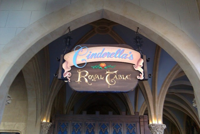*Updated*Cinderella's Royal Table Dinner Review – Disney Food Blog Exclusive