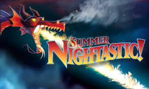 Summer Nightastic announcement for Walt Disney World