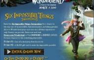 Enter the Alice in Wonderland
