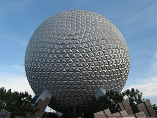 Smoke triggers evacuation at Disney World's Space Ship Earth Ride