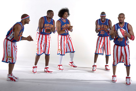 Harlem Globetrotters Join Forces with ESPN & Disney Sports