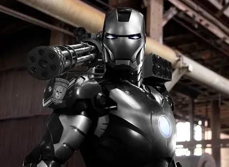 Exclusive Marvel Iron Man 2 Video
