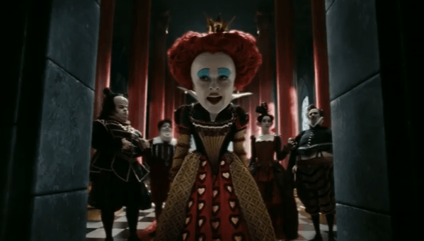 5 New Alice in Wonderland Video Clips