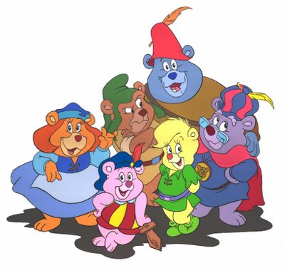 Whatever happened to..Disney's Adventures of the Gummi Bears?