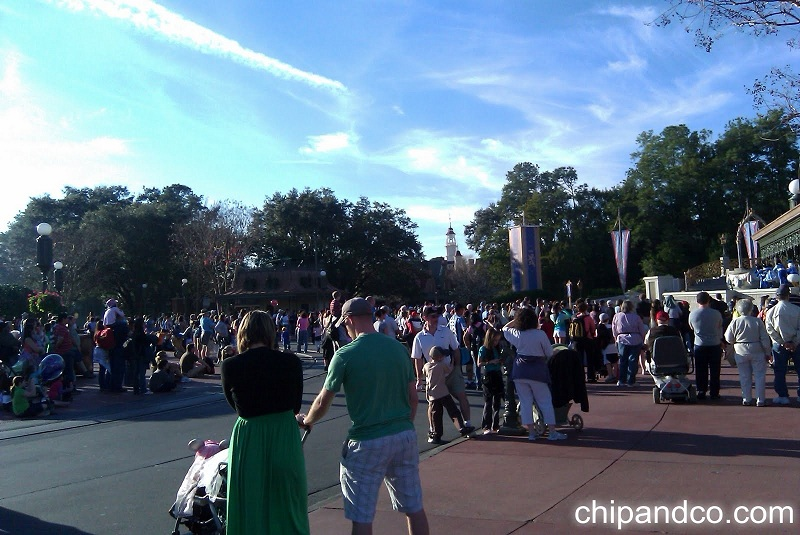 Disney off the Beaten Path:The Slowest Time of the Year