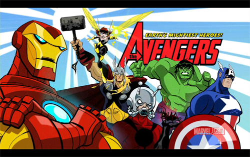 """Marvel's """"The Avengers: Earth's Mightiest Heroes"""" coming soon to Disney XD"""