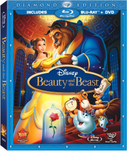 Beauty and the Beast coming to BluRay October 5th