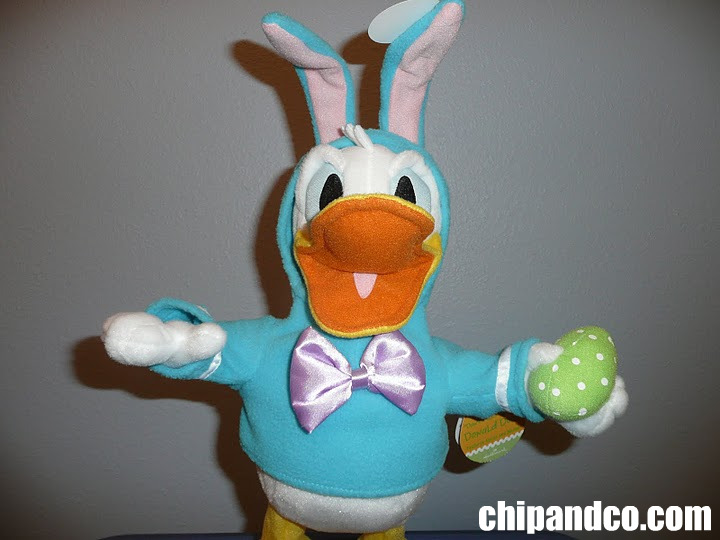 Disney's Donald Duck – 'Don't pull my ears' toy from Hallmark