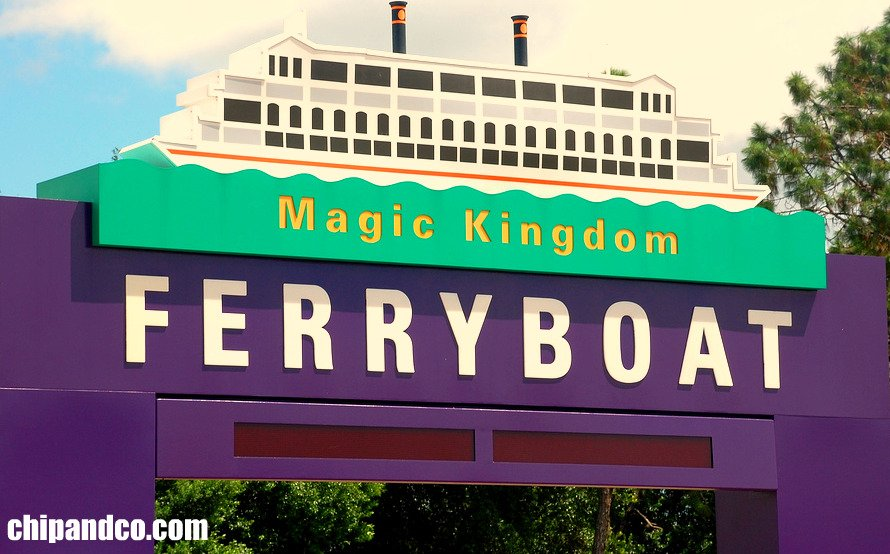 Just sit back relax and enjoy this Disney World boat ride