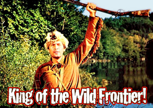 Actor Fess Parker dies: Star many knew as Disney's Davy Crockett & Daniel Boone