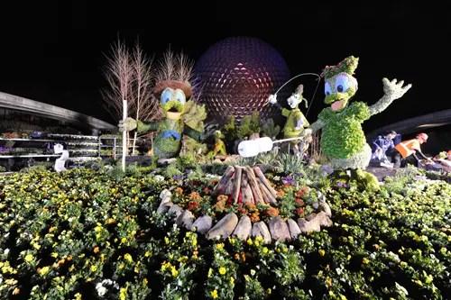 Epcot Flower & Garden Festival Starts Today!