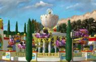 Toyko Disney Resort - Jasmine's Flying Carpets to open 2011