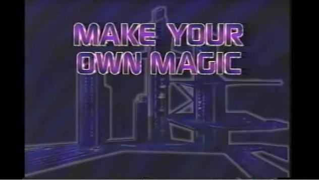 Classic Disney Video from GM – Make Your Magic