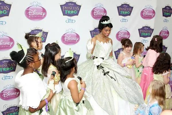 Princess Tiana Officially Joins the Disney Princess Royal Court
