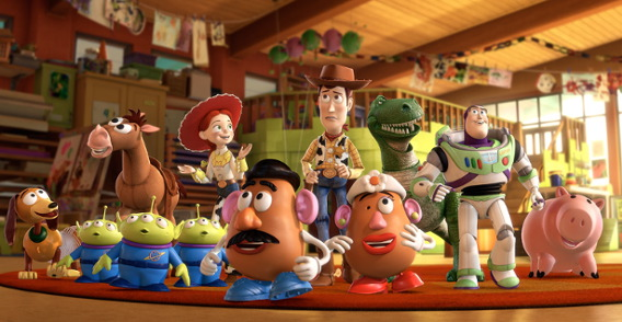Pixar's Toy Story 3 Special Cliffhanger Edition