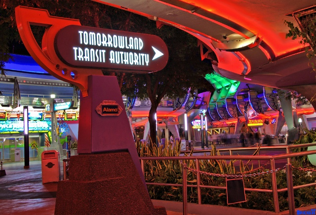 The Decommission of the Tomorrowland Transit Authority