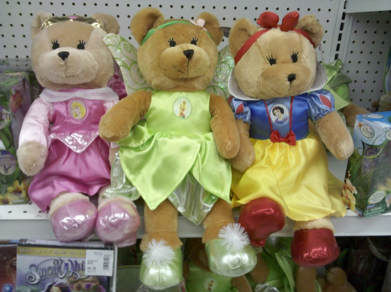 Cuddly New Friends For Your Disney Princess