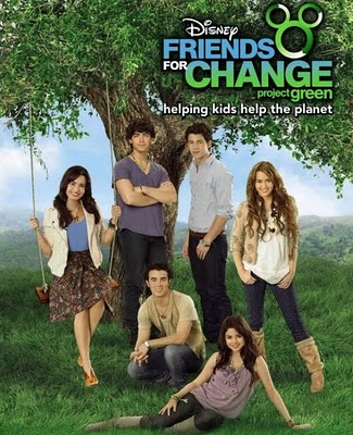 """Disney Channel Stars Share """"How to Be Green"""""""