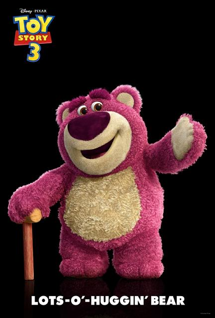 "Disney in Court Over Possible ""Lotso"" Trademark Infringement"